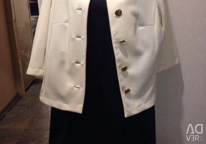 Платье, пиджак все новое