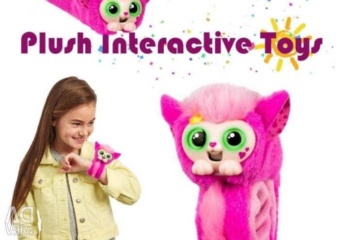 Brățară interactivă