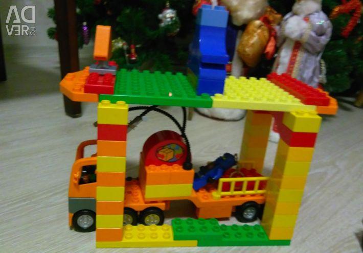 Lego duplo lego κοίλο 1
