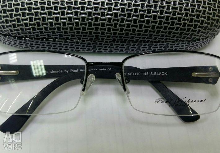 Eyeglass frames for men Paul Vosheront