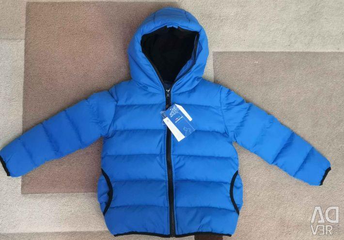 Куртка зимова (5-6 років)