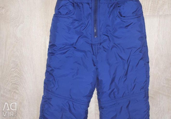 Pants p.122 winter