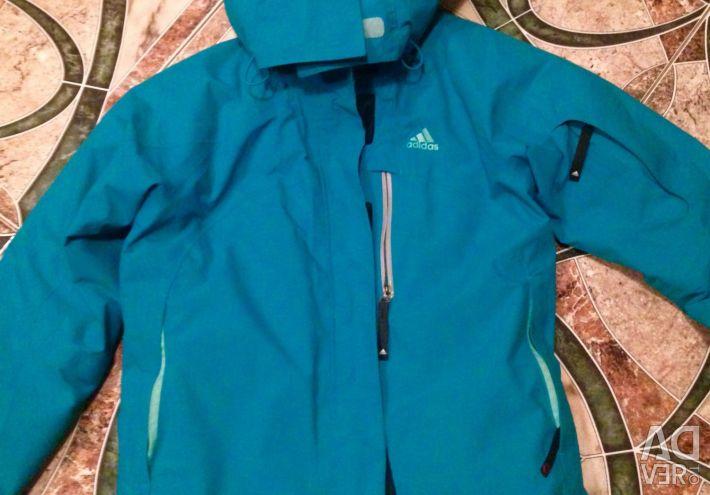 Jacheta de schi adidas 42-44; trimite prin e-mail
