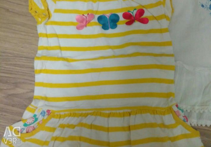 Dresses for a girl 3 years old