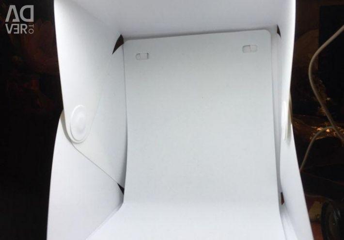 Mini studio foto portabil