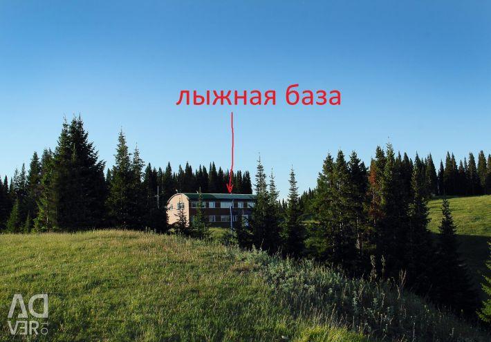 Plot, 20 hundred., Settlement (izhs)