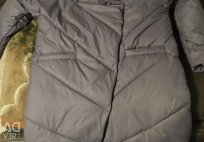 Νέο ζεστό κοντό παλτό