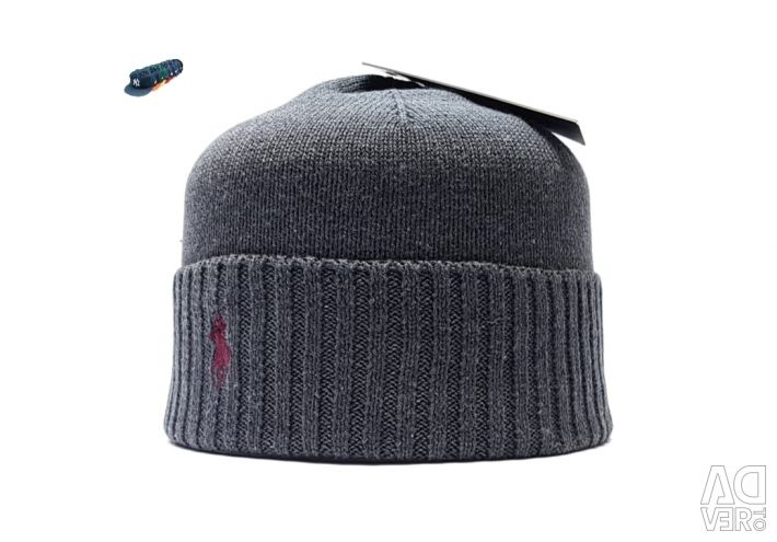 Hat Polo Ralph Lauren (gray)