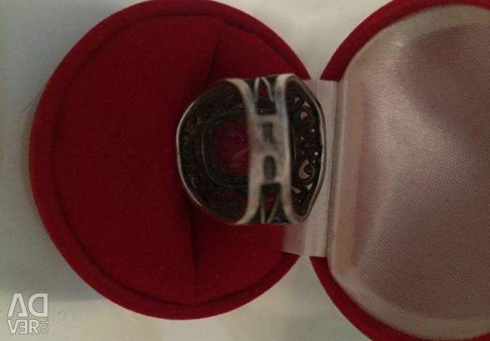 💎 Ασημένιο δαχτυλίδι / μαζικός δακτύλιος 💍