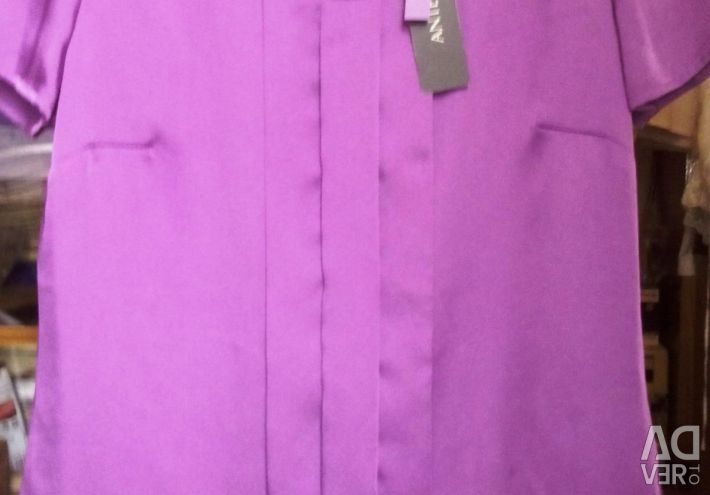 New blouse of lilac color from Spain