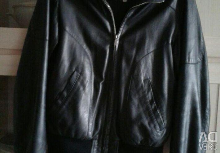 Jacket ιταλική δερμάτινη εταιρεία Davide Ceyasi