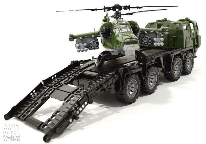 Military tractor