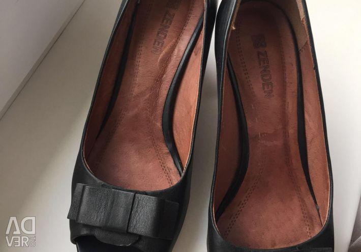 Туфлі Zenden 37 р-р шкіряні