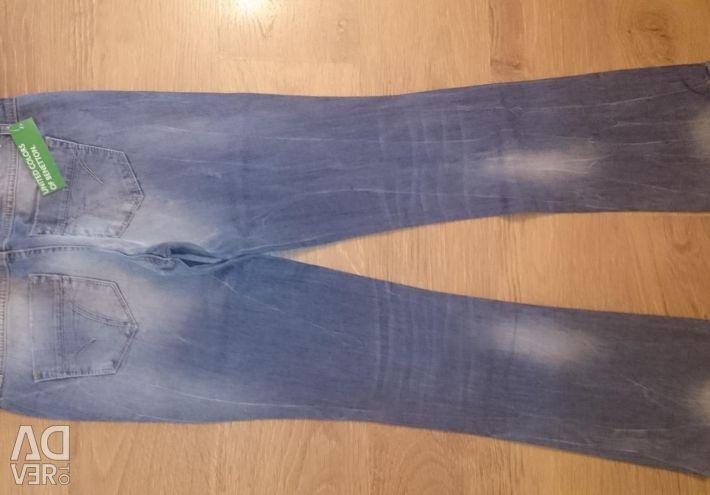 Jeans Benetton NEW