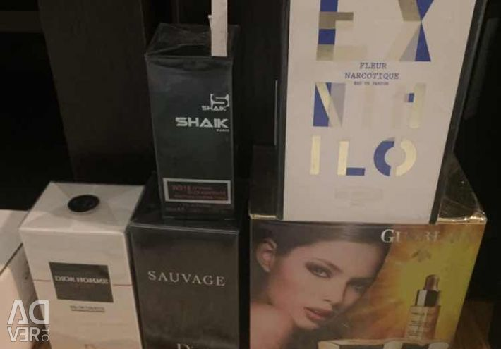 Cosmetics and perfumes Decorative and care From 350₽