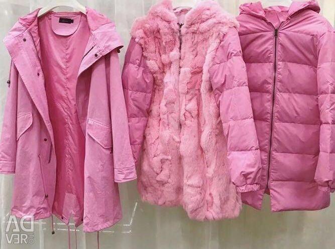 New Fur Parka S