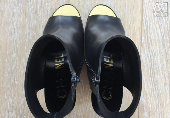 Chanel Ankle Boots Original