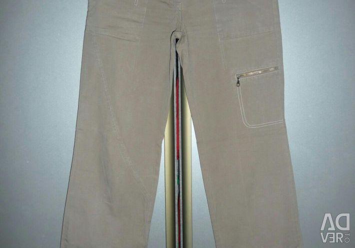 Jeans drept cu buzunare O'stin