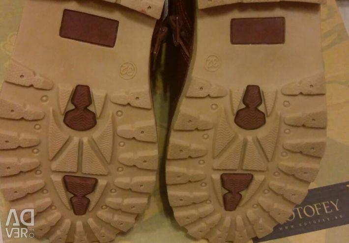 Νέες χειμωνιάτικες μπότες KOTOFEY