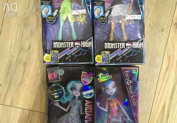 Monster High Κούκλες