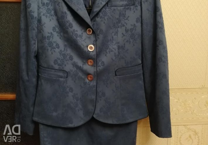 Etekli elbise ceketi