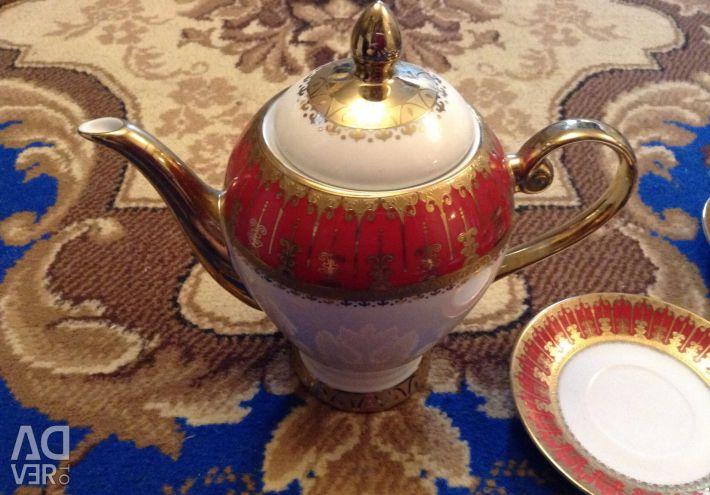 Чайний сервіс на 6 персон