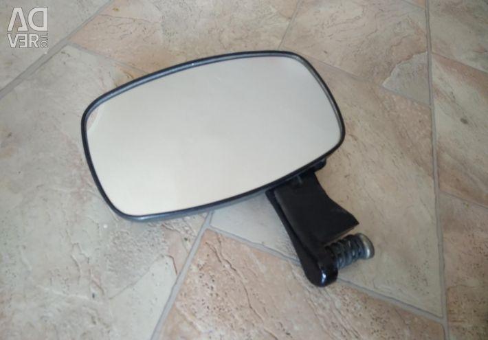 Mirror on the gazelle