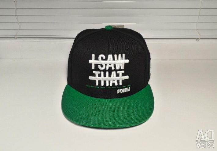 New men's cap / baseball cap / snepbek Cropp