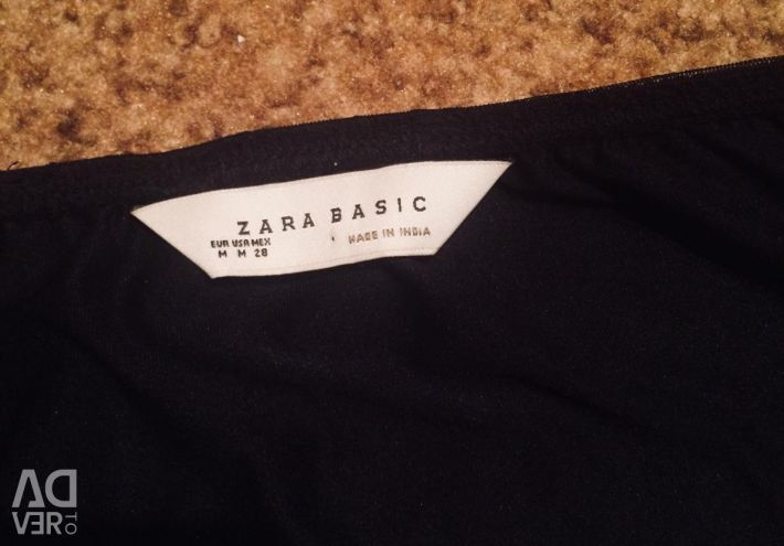 Zara Sequin Top With Beading