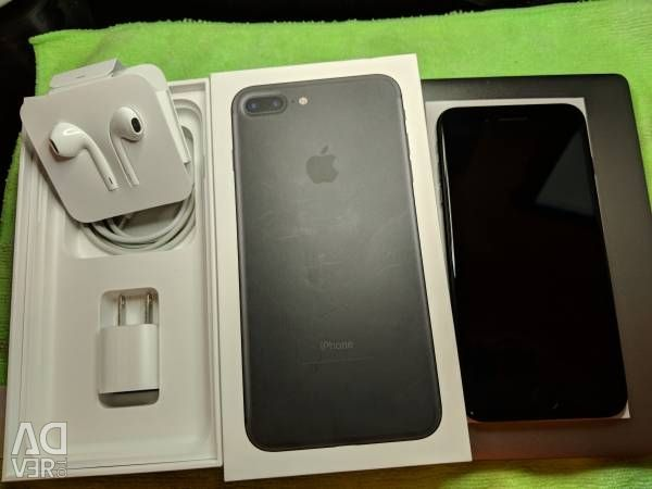 Apple iPhone 7 Plus 256GB Siyah Kilitli