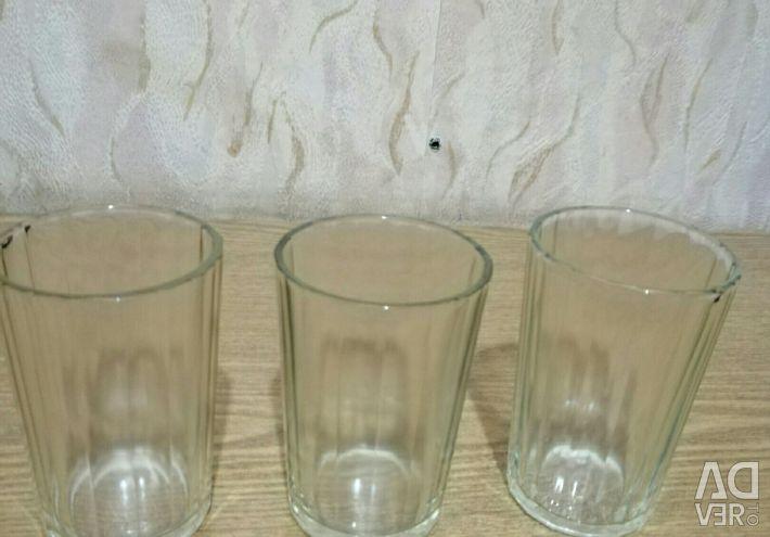 Yönlendirilmiş camlar 150 ml., SSCB.