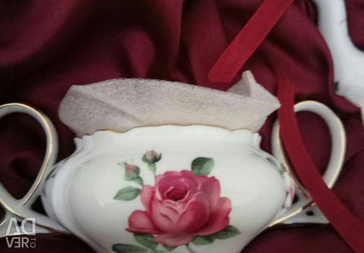 Gift set for tea