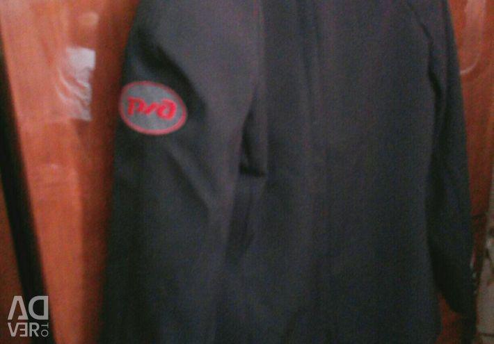 Jacket Workwear Railway