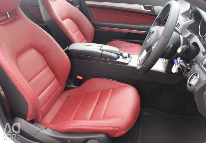 MERCEDES E-220 CDI Coupe AMG