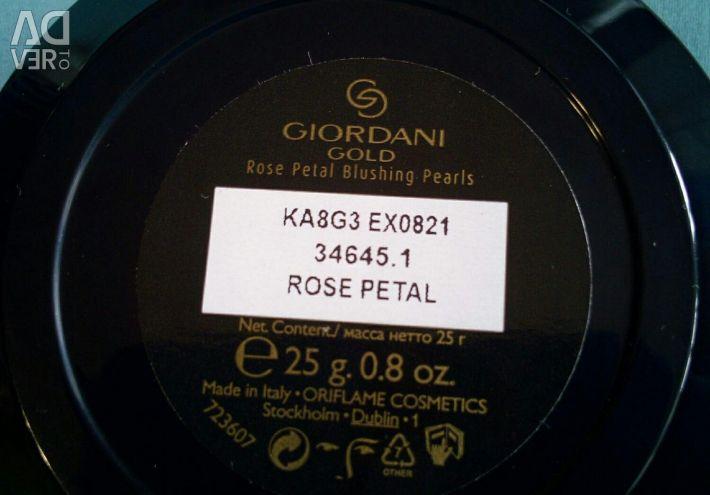 Рум'яна Giordani Gold