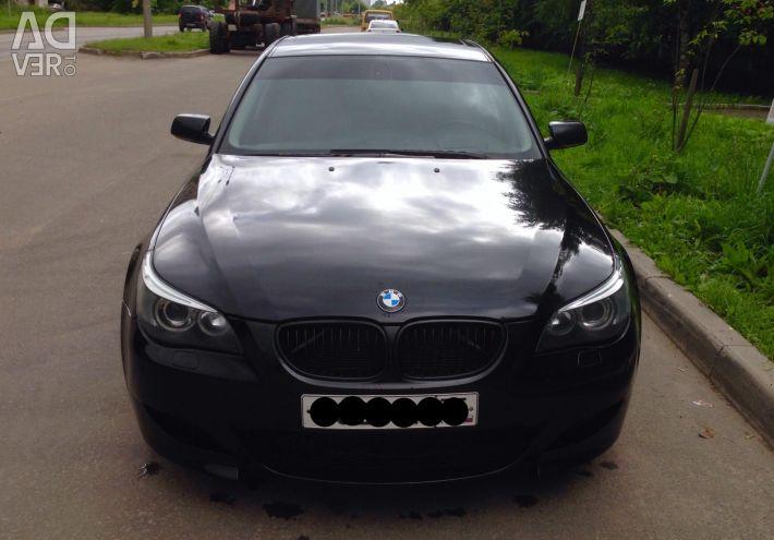 Karoseri seti BMW E60 M5