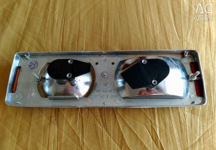 Lantern VAZ 2101, new, rear right assembly