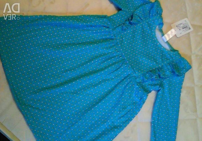 Yeni kıyafetler pamuk 92-122