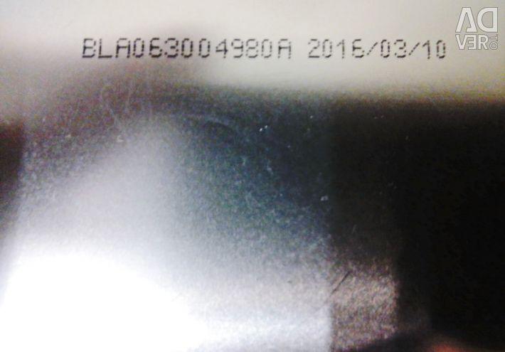 Οθόνη Lenovo Vibe C A2020 + οθόνη αφής (μαύρη).