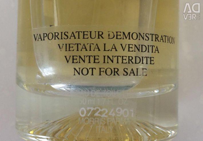 Used Fragrance Odori Gli Odori unisex 45-40ml edT