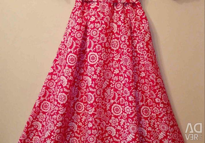 Classroom dress in the floor 38-40-42 (see measurements)