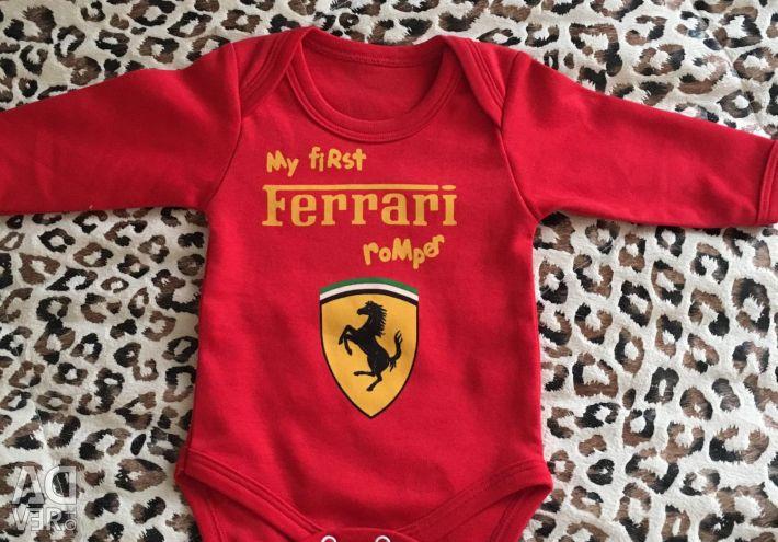 Ferrari Body