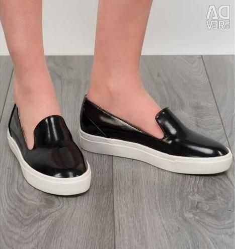 Pantofi Slipona 39p