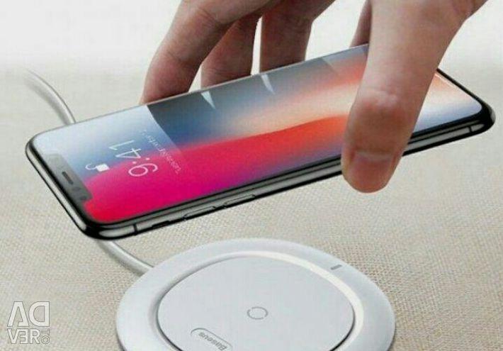 Бездротова зарядка для телефону Baseus UFO