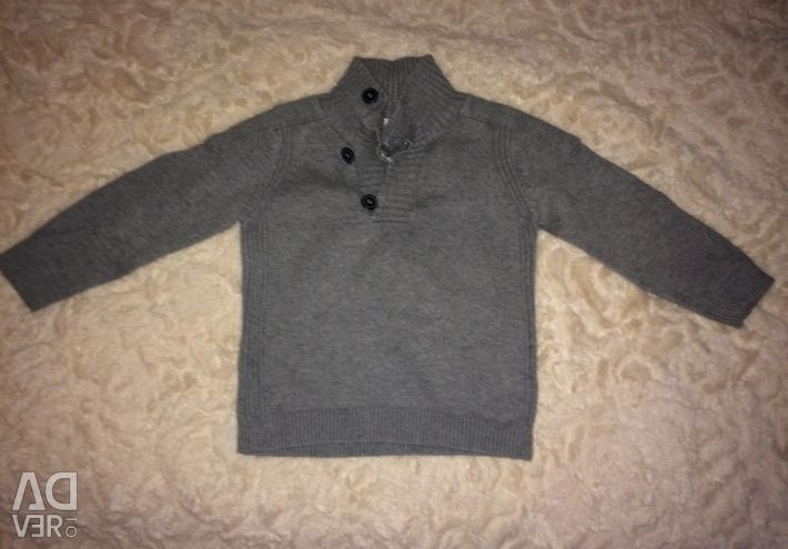 Свитер Zara knitwear (3-4г)