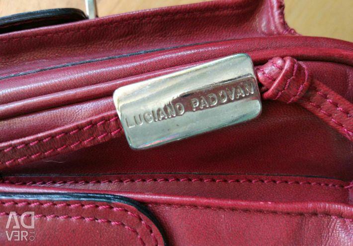 Ιταλική τσάντα από γνήσιο δέρμα