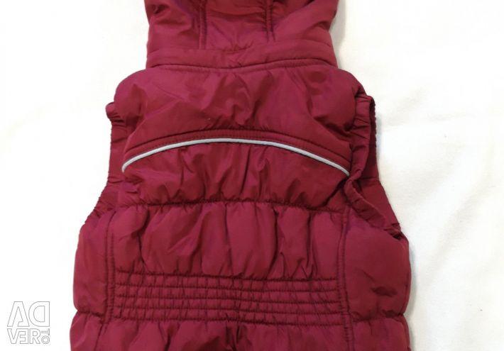 Vest playToday size 74