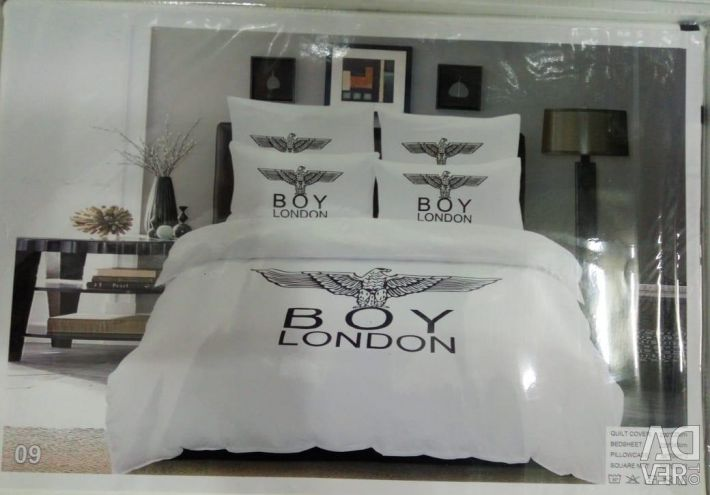 💣🎉 Bed linen in a gift box