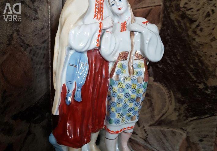 Figurine May Night or Lovers