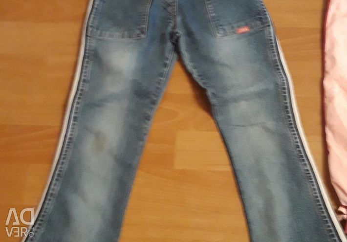 Trousers and other p. 104 cm.